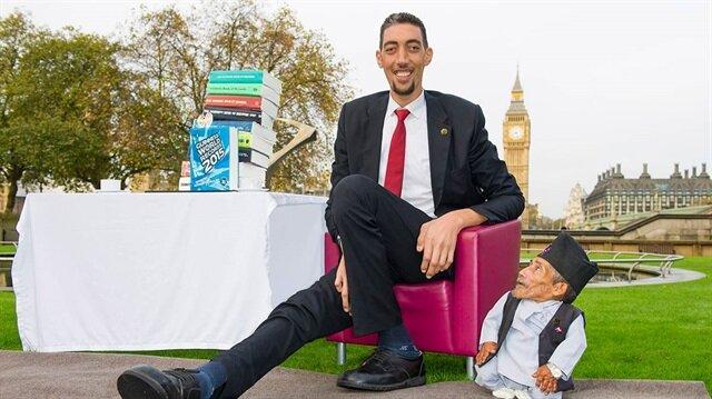 Chelsea, dünyanın en uzun adamı Sultan Kösen'i mi transfer ediyor?