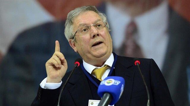 Aziz Yıldırım'dan Panathinaikos başkanına: Sakın Türkiye'ye gelme
