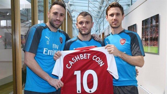 Arsenal'den bir ilk: Dijital para birimiyle sponsorluk anlaşması imzaladı