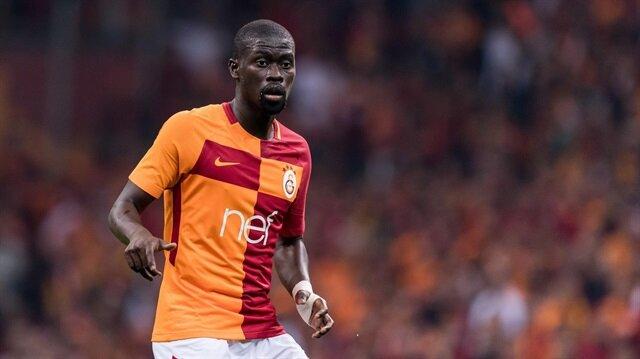 Ndiaye Galatasaray'ı sildi