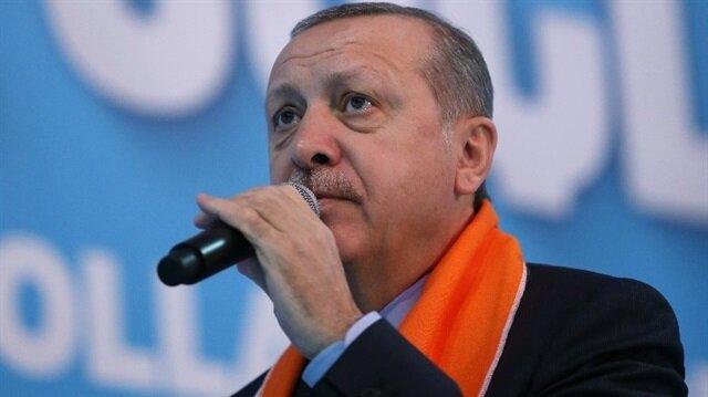 Cumhurbaşkanı Erdoğan Afrin bildirisine tepki: Hainler