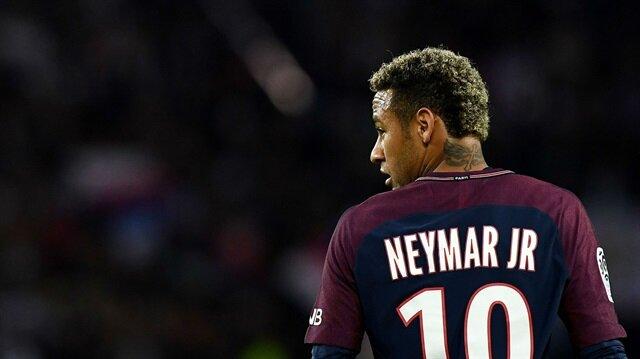 Ve Neymar, Real Madrid'e gidiyor