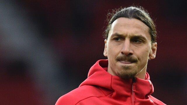 Zlatan İbrahimovic'i daha önce hiç böyle görmediniz!