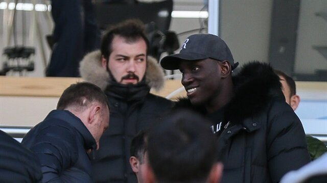 """Demba Ba sadece futbolcu değil"""