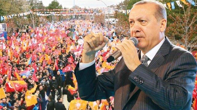 Mehmedimiz Afrin'e yürüyor
