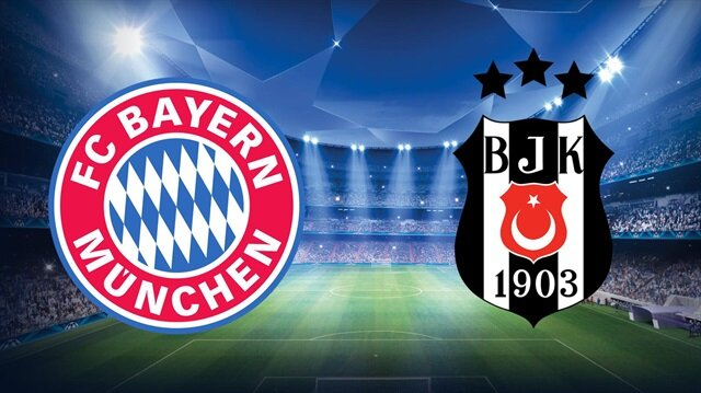 Dev maç için önemli karar! Bayern Münih-Beşiktaş maçı hangi kanalda?