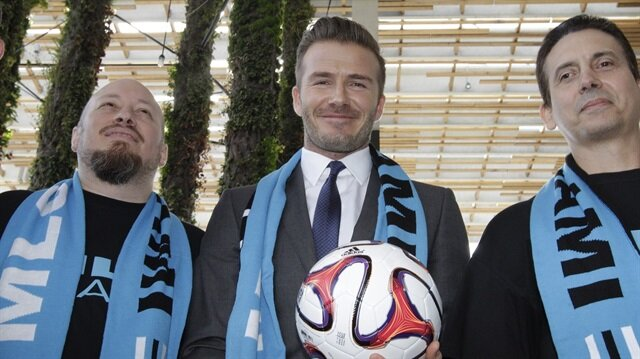 Beckham'ın takımı MLS'de mücadele edecek