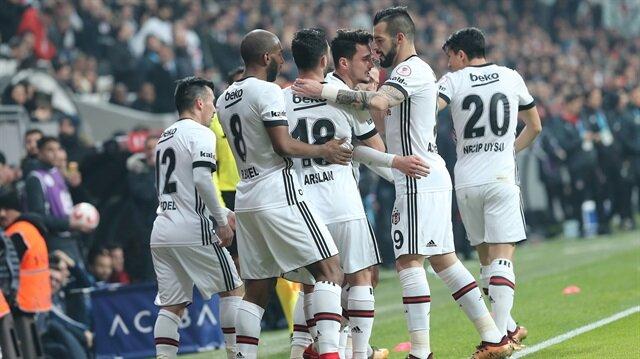 Beşiktaş avantajı kaptı!