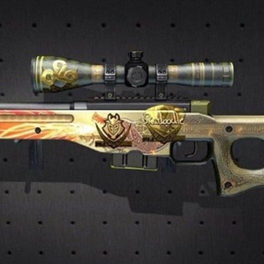 أسعار أسلحة لعبة كاونتر-سترايك تفوق التوقعات