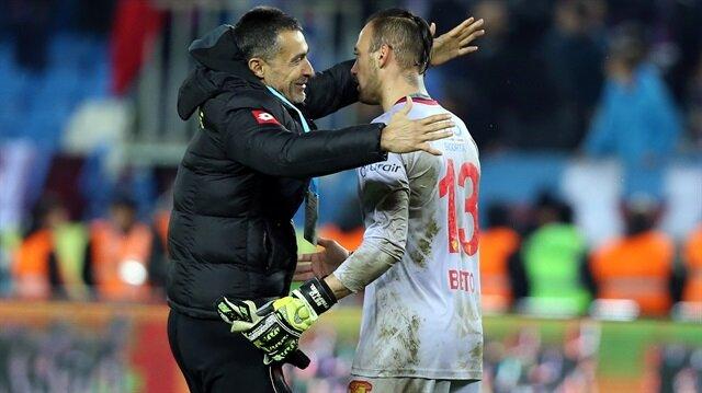 Trabzonspor, Beto duvarını geçemedi!