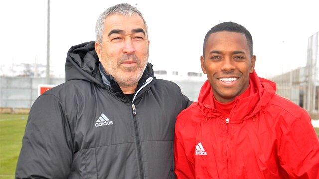 Aybaba'dan ilginç açıklama: Robinho 2 hafta sonra gelecek!
