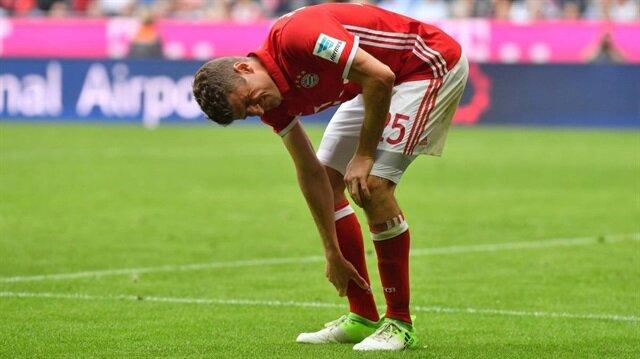 Beşiktaş'a müjdeli haber:  Bayern Münih'in yıldızı sakatlandı