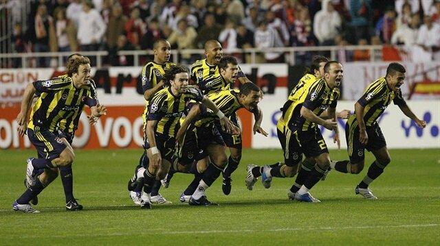 Fenerbahçelilerin, Şampiyonlar Ligi finali hayali kurduğu sezon; 2007-2008