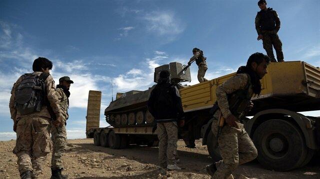 'DEAŞ'lı teröristler PKK'ya katıldı'