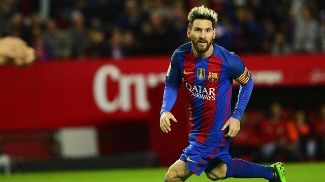 Barcelona'nın yıldızı Lionel Messi'den duygusal paylaşım
