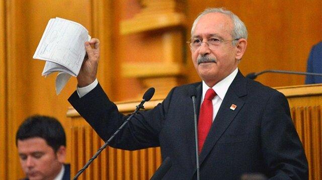 """Kılıçdaroğlu'nun """"Man adası"""" iddiasına takipsizlik"""