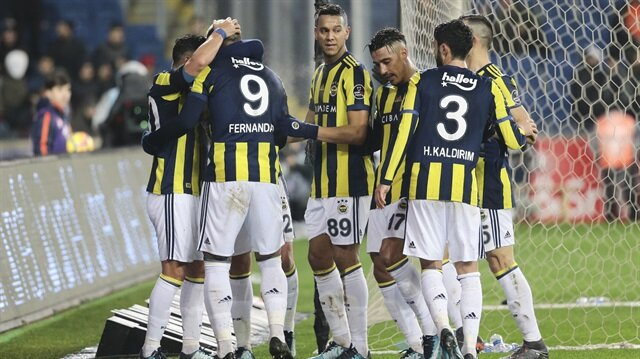 Fenerbahçe'den 'kocaman' galibiyet!
