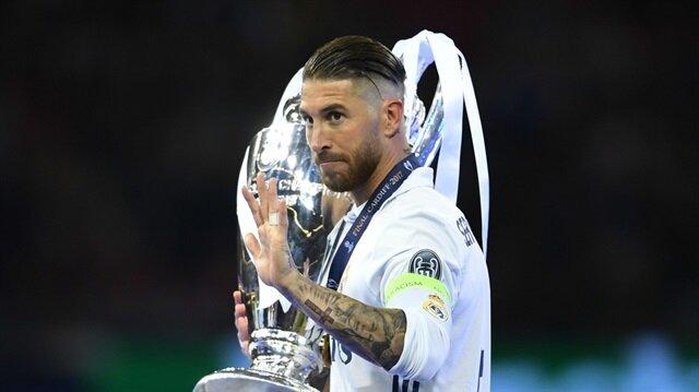 Sergio Ramos yepyeni bir akım başlattı! Nasıl mı?
