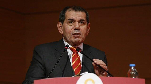 Dursun Özbeki Divan Kurulu toplantısında göz yaşlarını tutamadı!