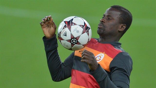 Eboue'nin Galatasaray'daki görevi belli oldu
