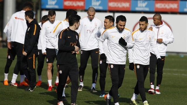 Galatasaray'ın Kasımpaşa hazırlıklarında üç önemli eksik