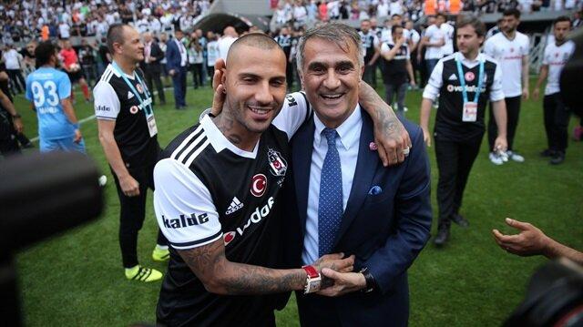 Beşiktaş'tan Quaresma ve FIFA açıklaması