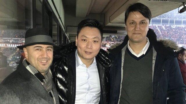 Milan'ın Çinli CEO'su Terim'e hayran kaldı