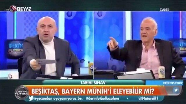 Ahmet Çakar'ın Beşiktaş kehaneti tuttu!