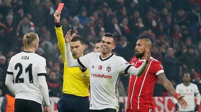 Pepe mağlubiyetin nedenini açıkladı