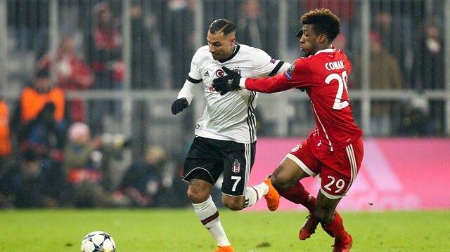 Maç bitti, Bayern Münihliler Quaresya'ya koştu