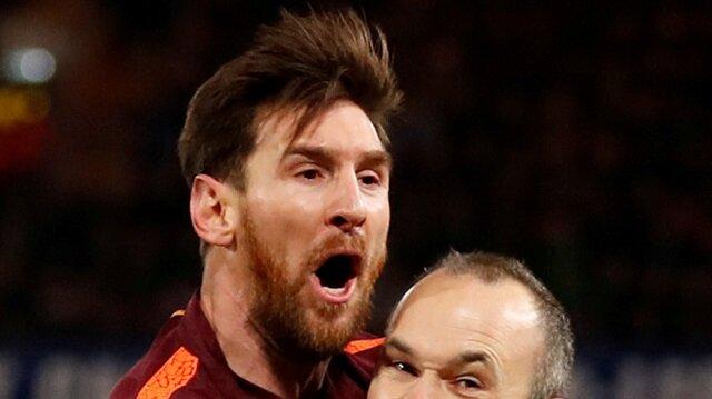 Messi, Chelsea'yi boş geçmedi