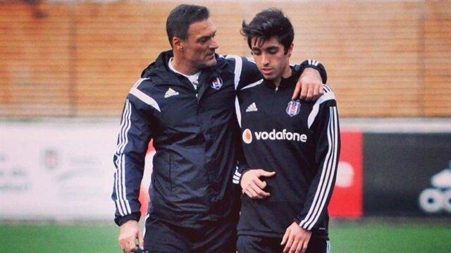 Beşiktaşlı futbolcu Slovenya'ya transfer oldu