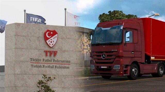 Galatasaray'dan TFF'ye tarihi 'ödeme'