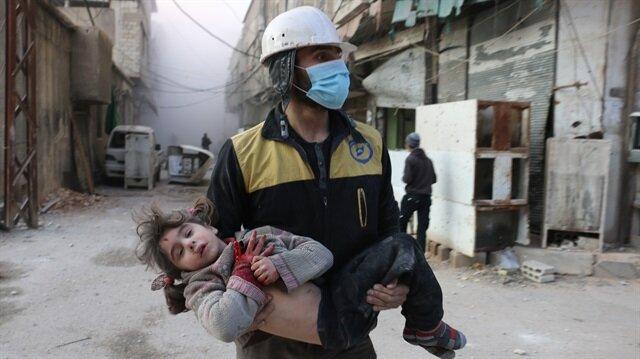 Esed rejiminin Doğu Guta katliamı: 32 sivil yaşamını yitirdi