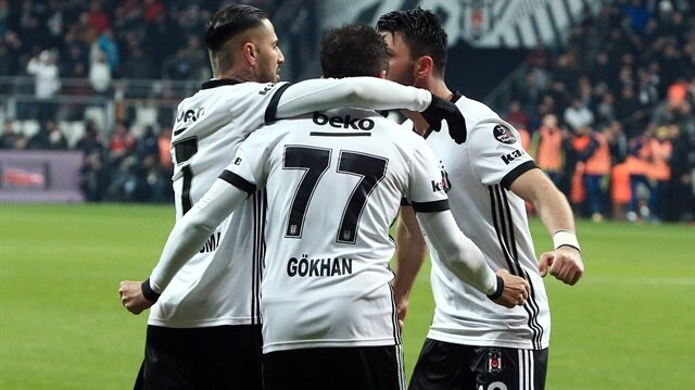 Beşiktaş geriden geldi, 3-1 kazandı!