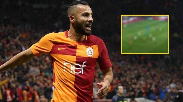 Yasin Öztekin'den Galatasaray taraftarını çıldırtan hata!
