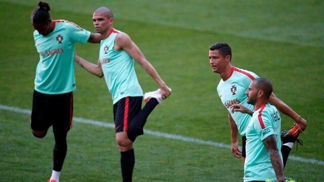 Ronaldo'dan Quaresma'ya tebrik telefonu!