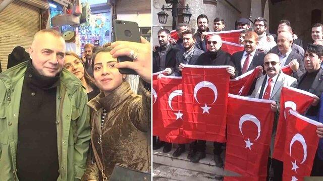Oktay Kaynarcadan Mehmetçiğe anlamlı destek
