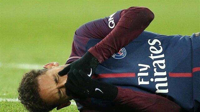 Neymar'ın sakatlığı oyun mu? İşte kafaları karıştıran iddia!