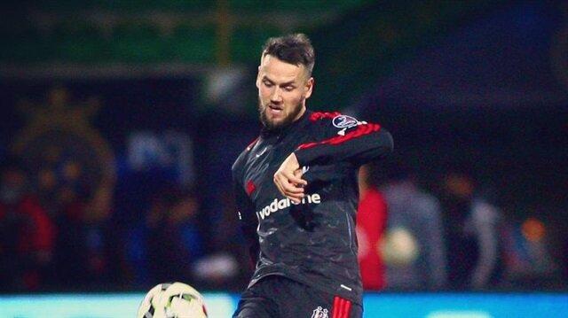 Beşiktaş'ın serbest bıraktığı Milosevic kulüp buldu
