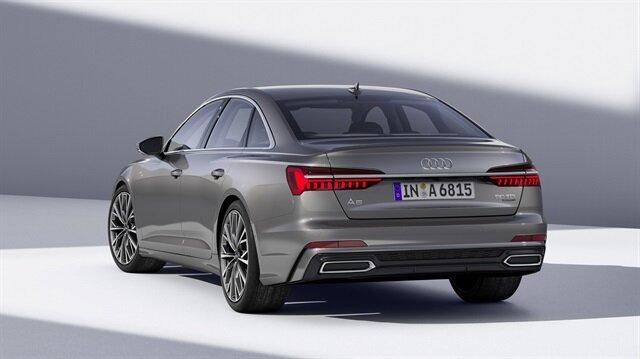 2018 model Audi A6 tanıtıldı