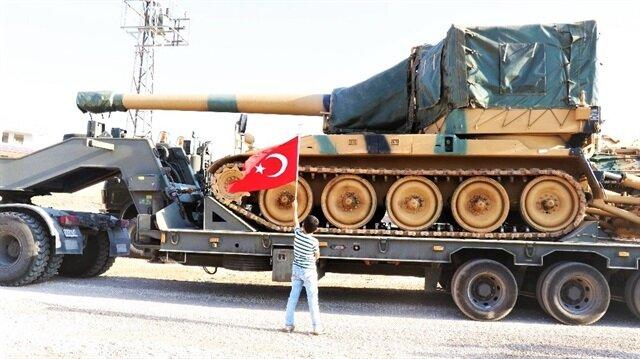 TSK Afrin'i yerli silahlarla temizledi!
