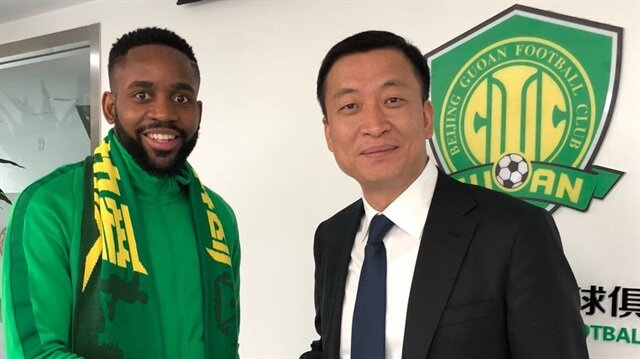 Bakambu resmen Beijing Guoan'da!