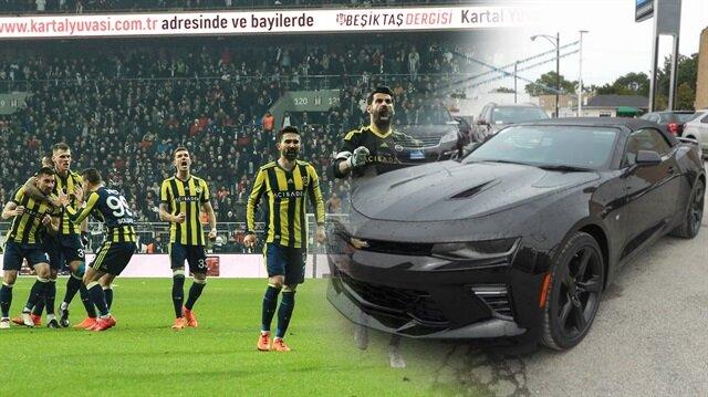 Derbiden sonra çıldırdı: Beşiktaş şampiyon olursa arabamı yakarım