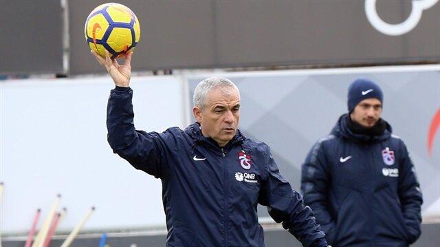 Rıza Çalımbay'dan Trabzonspor taraftarını çıldırtan ilk 11!