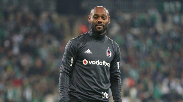 Beşiktaş'ta Vagner Love tepkisi