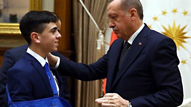 İsrail Erdoğan'la görüştüğü için Cüneydi'yi gözaltına aldı