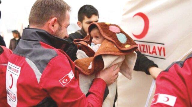 İdlib'e 170 bin kişilik 9 kamp