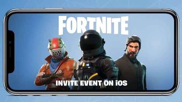 Fortnite Battle Royale mobil platformlara geliyor