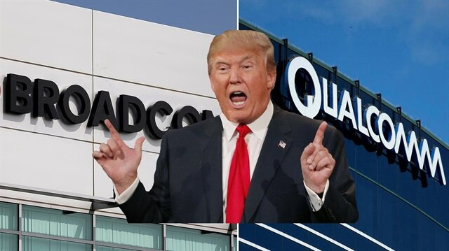 Dünyanın en büyük teknoloji satışına Donald Trump engeli!